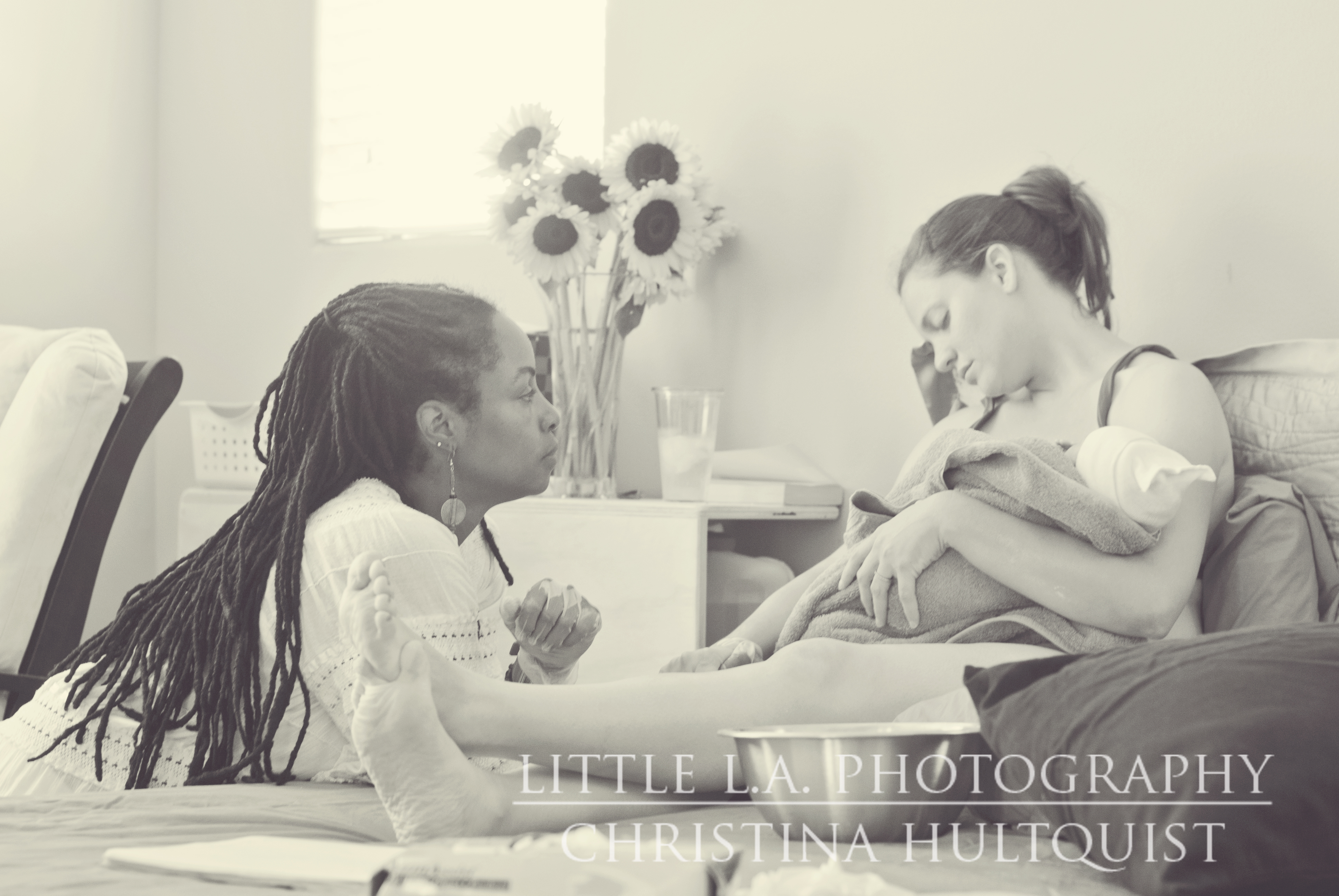 los angeles midwife photography