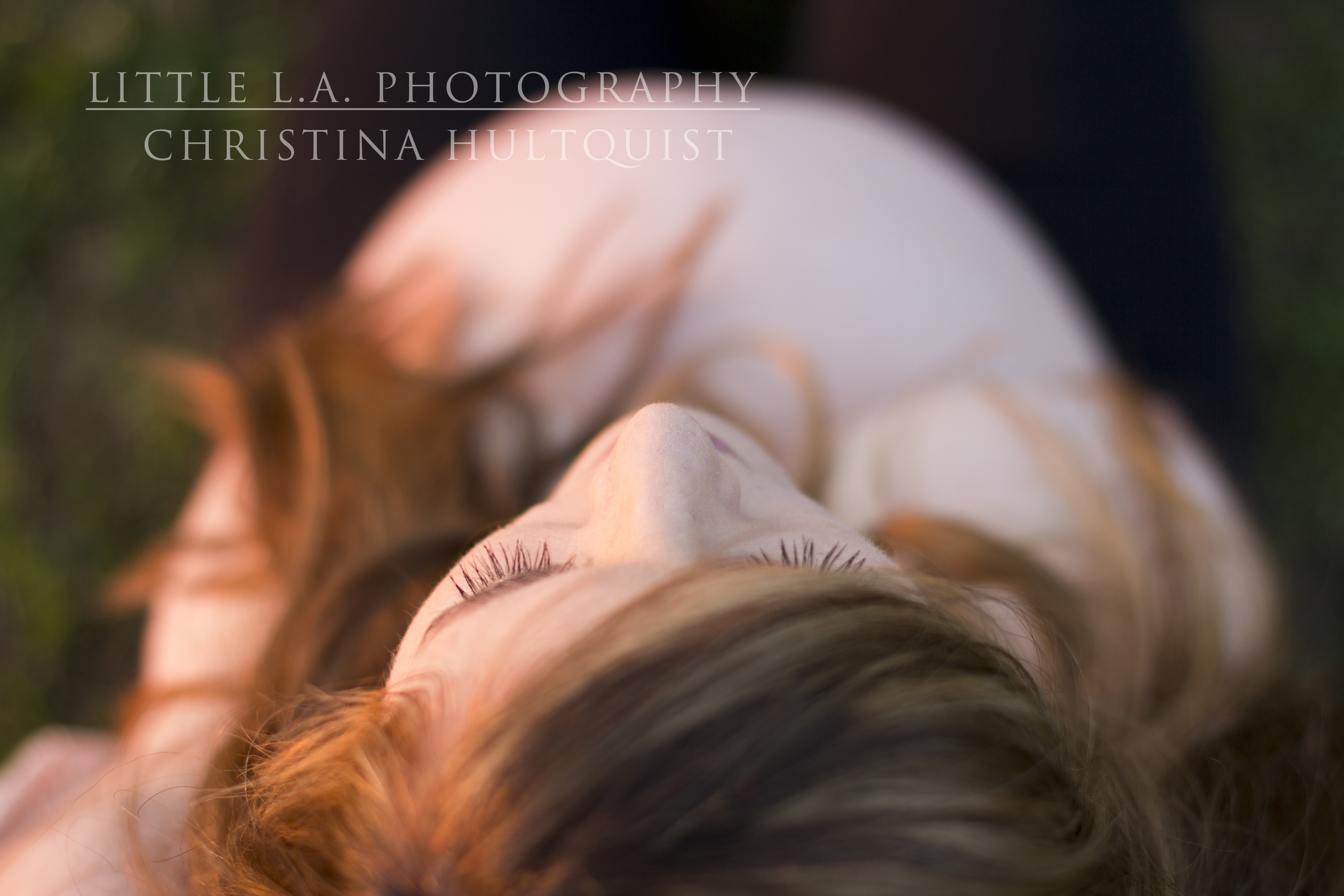 artistic maternity photos la