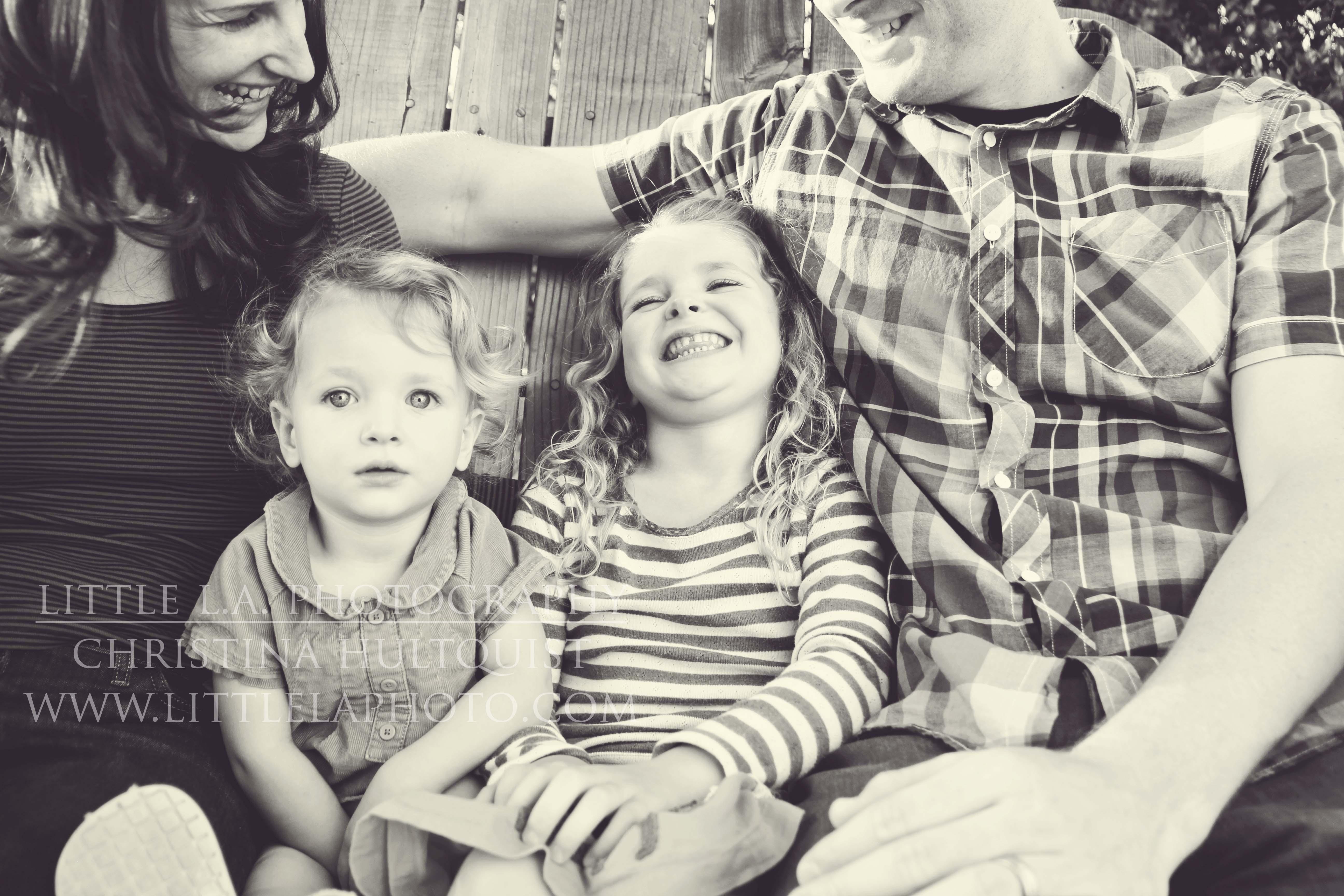 la family photographer