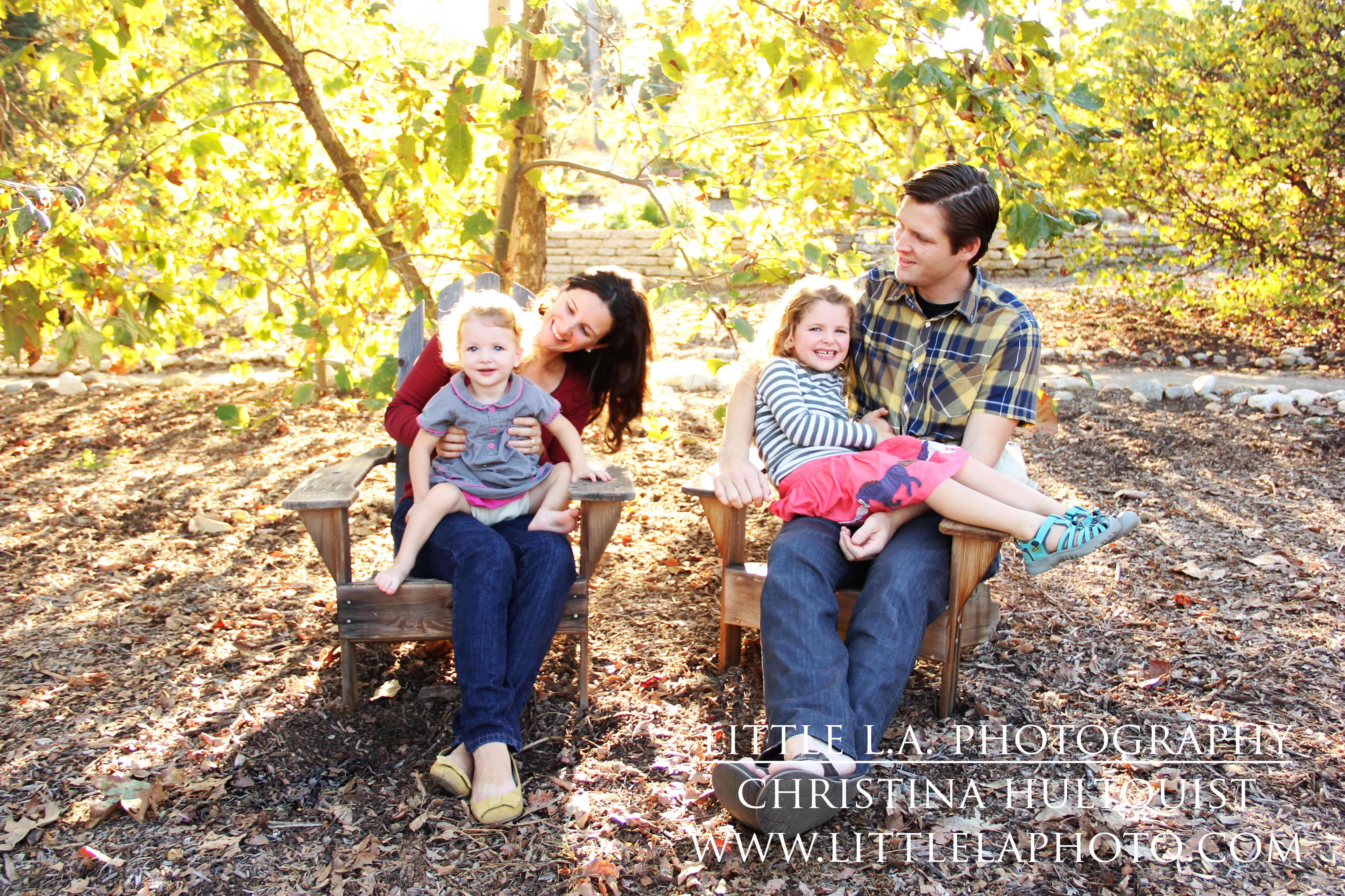 la photography families