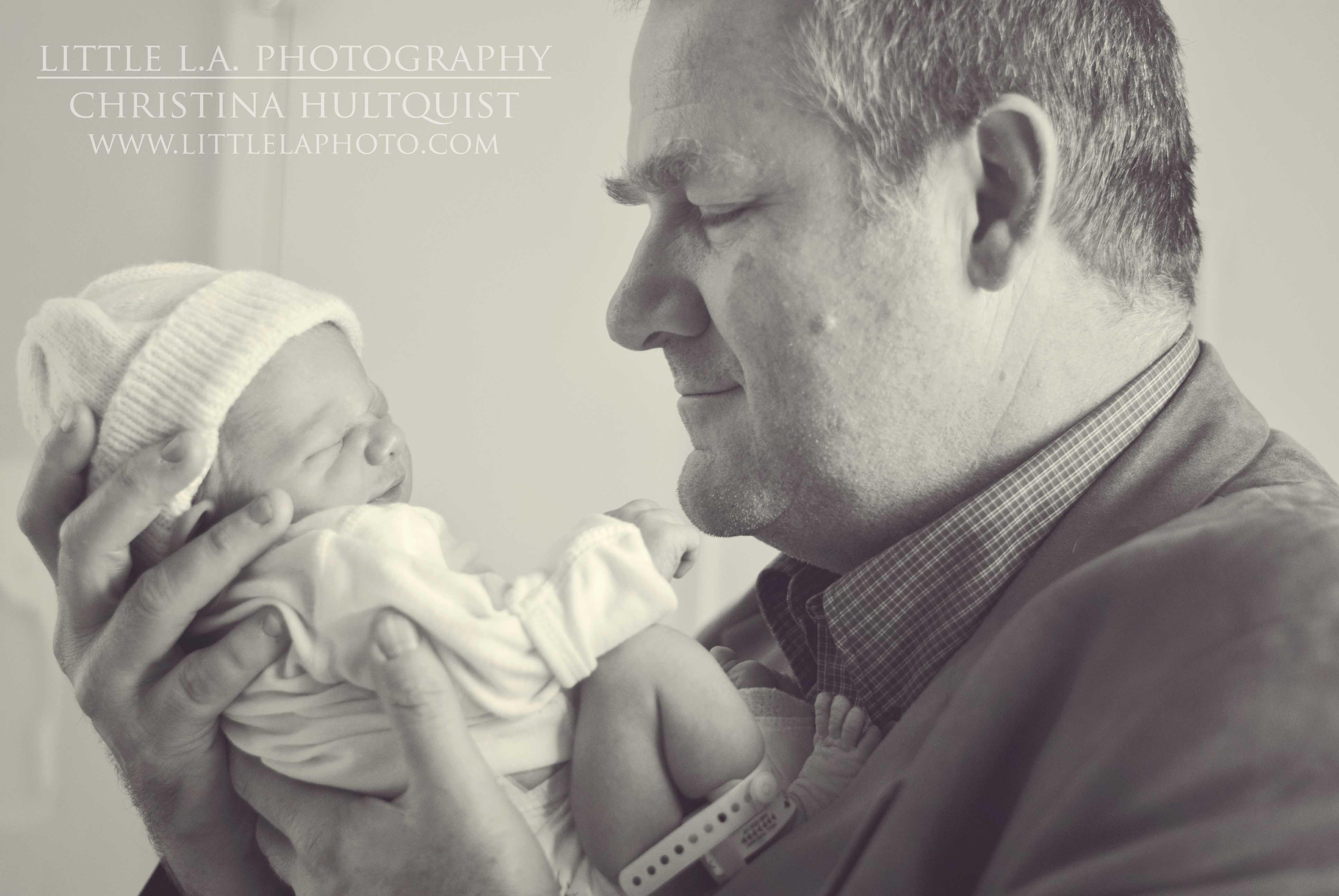 newborn birth photography la