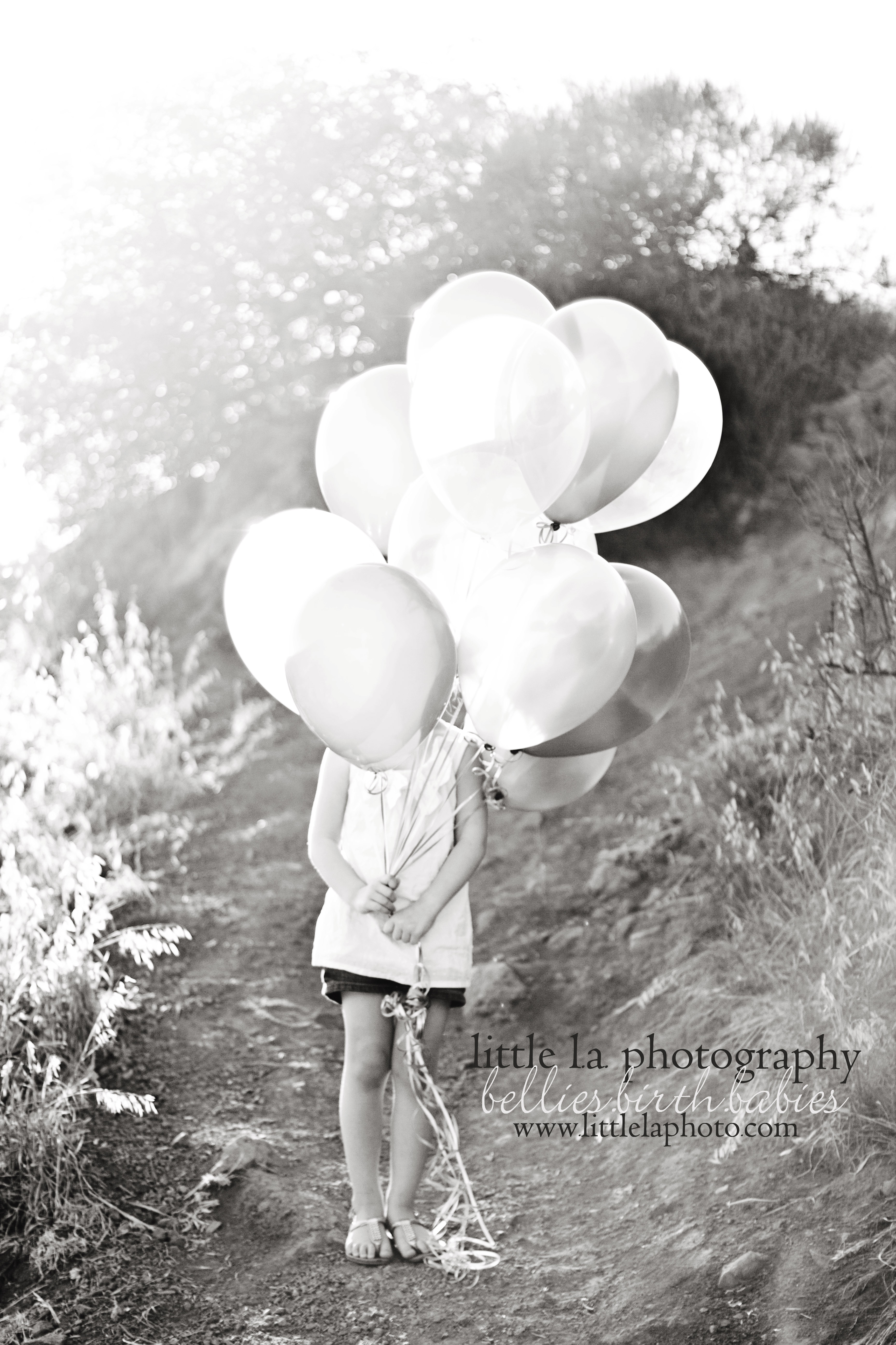 Birthday Photos With Balloons Los Angeles